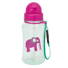 Gourde en plastique - Wildlife éléphant