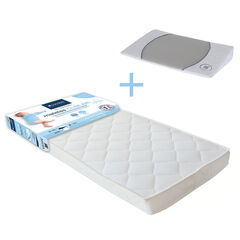 Matelas Clim Air 70x140 cm + Plan incliné 15° Air