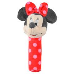 Hochet peluche Disney Minnie