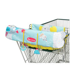 Protège-siège chariot - Multicolore