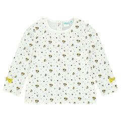 Tee-shirt manches longues imprimé Disney Minnie