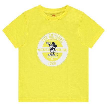 Tee-shirt en jersey ©Disney print Mickey