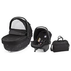 Set XL pour poussette Navetta - Géo black