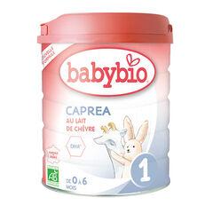 Lait en poudre au lait de chèvre Bio Capréa 1 de 0 à 6 mois - 800g