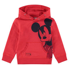 Sweat à capuche avec print Disney Mickey