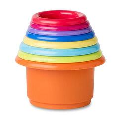Tasses empilables - Multicouleurs