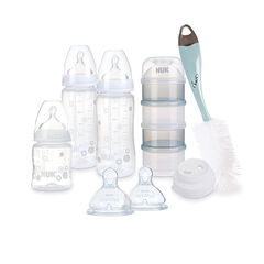 Kit biberons nouveau-né First Choice +