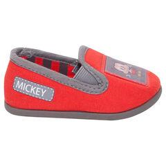 Chaussons bas Disney print Mickey