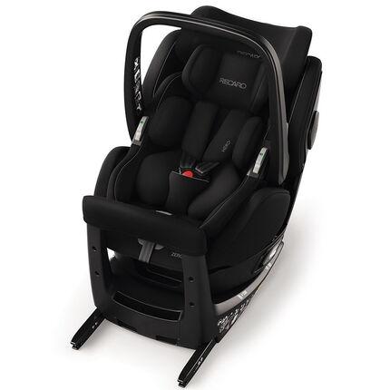 Siège-auto Zero 1 Elite i-Size groupe 0/1 - Performance Black