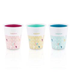 Lot de 3 gobelets Fun Cups