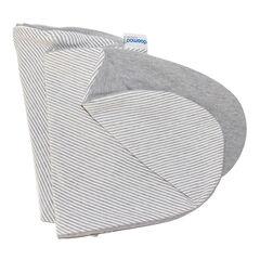 Housse coussin de maternité Doomoo - Classic Grey
