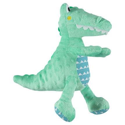 Crocodile en peluche