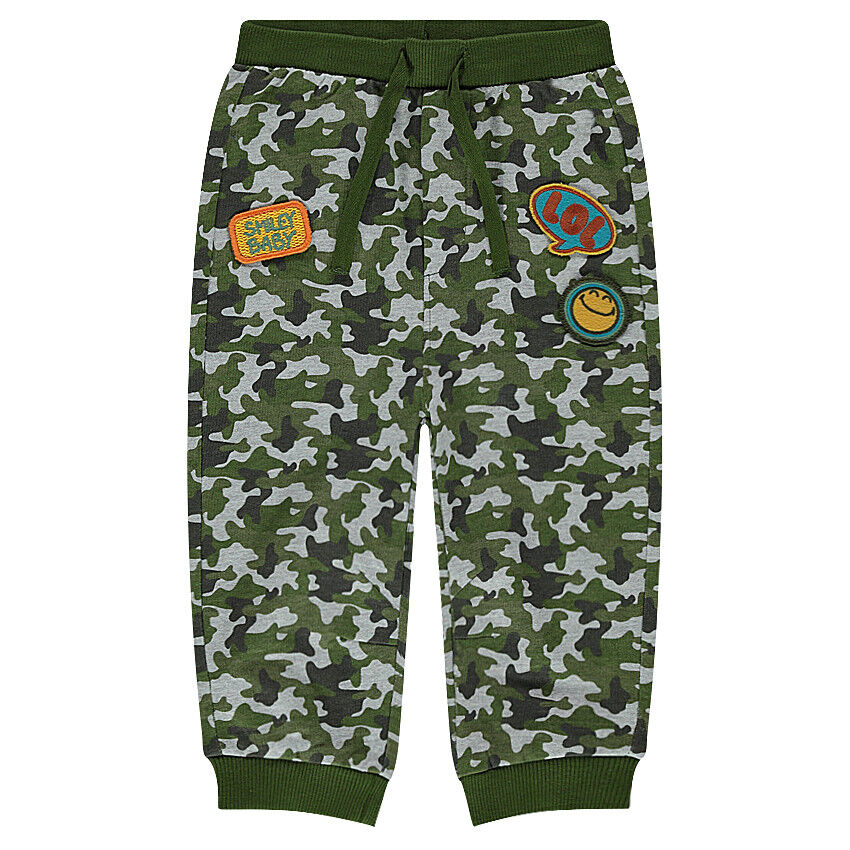 Bottoms Pantalon Camouflage Kaki Orchestra Taille 6 Mois Baby & Toddler Clothing