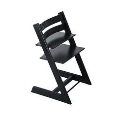 Chaise haute Tripp Trapp - Noir