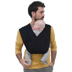 Porte-bébé Tri-Cotti Large - Noir