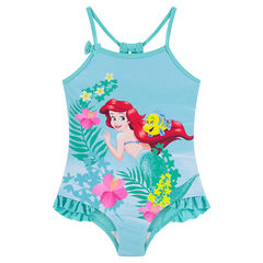 Maillot de bain 1 pièce print Ariel la Petite Sirène ©Disney