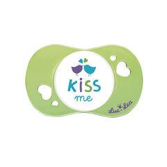 Sucette physiologique +6 mois – Kiss me