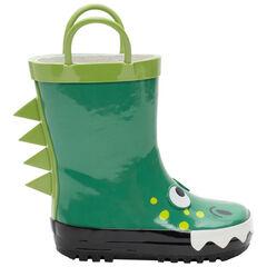Bottes de pluie motif crocodile à anses du 20 au 23