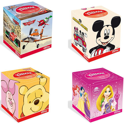 bo te mouchoirs disney multicolore orchestra fr. Black Bedroom Furniture Sets. Home Design Ideas