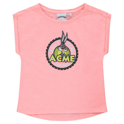 Tee-shirt manches courtes Bugs Bunny ©Warner/Looney Tunes