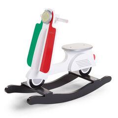 Scooter à bascule - Italie