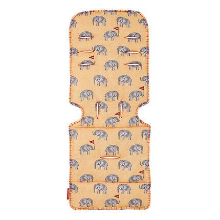 Coussin pour poussette - Elephants