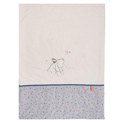 Couverture en veloudoux Guss & Victor - 75 x 100 cm