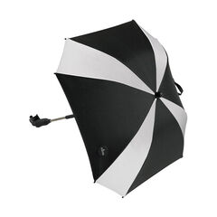 Ombrelle pour poussette Xari - Noir/Blanc