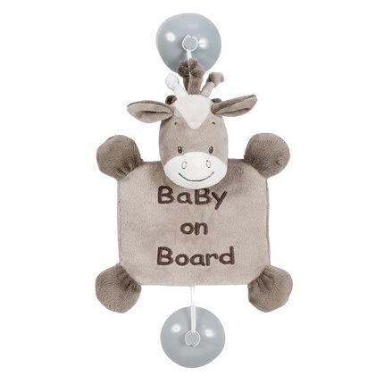 Bébé à bord - Noa le cheval