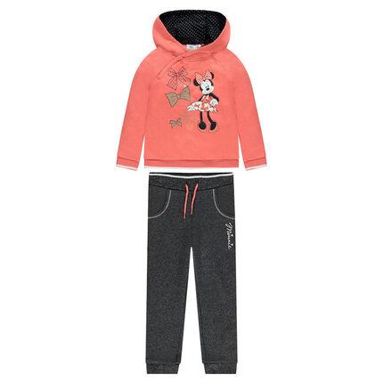 Ensemble de jogging en molleton Disney Minnie