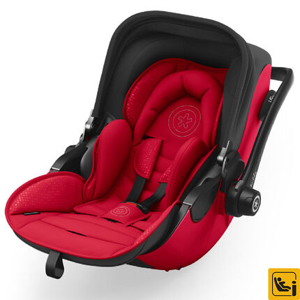Siège-auto isofix Evoluna i-Size 2 groupe 0+ - Chili Red