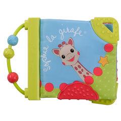 Livre d'éveil en tissu Sophie la Girafe 1er âge