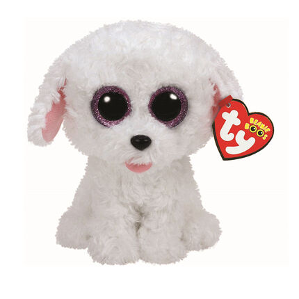 Beanie Boo's small Pippie le chien