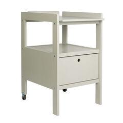Table à langer Cindy + Tiroir Soft Close - Mastique