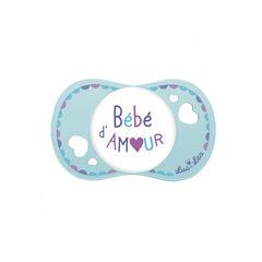 Sucette symétrique Bébé d'amour 0-6 mois