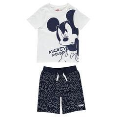 Pyjama court en jersey avec Mickey printé ©Disney