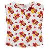 Tee-shirt manches courtes imprimé fleuri