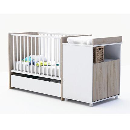 tiroir de lit joy 120 cm orchestra fr. Black Bedroom Furniture Sets. Home Design Ideas