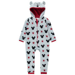 Surpyjama en sherpa avec motifs Mickey all-over
