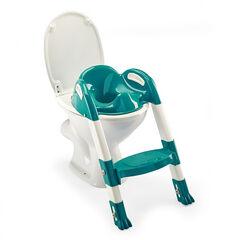 Réducteur de toilettes Kiddyloo - Vert émeraude