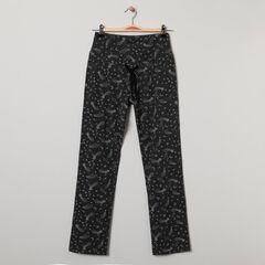 Pantalon homewear avec motifs fantaisies all-over