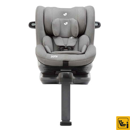 Siège-auto i-Spin 360 i-Size - Grey flannel