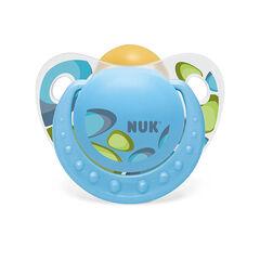 Sucette physiologique en latex taille 2 6-18 mois
