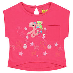 Tee-shirt manches courtes Sammy & Co