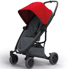 Poussette canne Zapp Flex Plus - Red on Graphite
