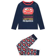 Pyjama en jersey print Cars Disney