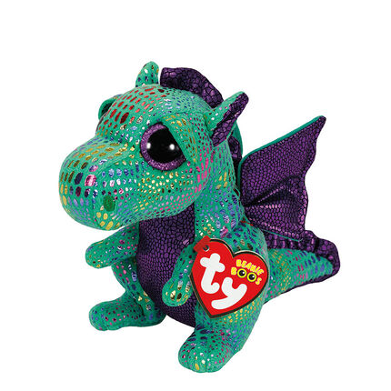 Beanie Boo's medium Cinder dragon
