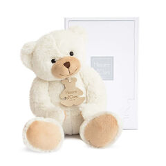 Peluche Calin Ours 35cm