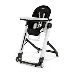 Chaise haute réglable Siesta - Licorice