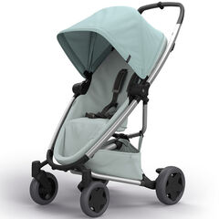 Poussette canne Zapp Flex Plus - Frost on Grey